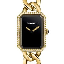 Chanel Yellow gold Première 20mm new