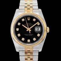 Rolex 116233 G Yellow gold Datejust 36.00mm new United States of America, California, San Mateo