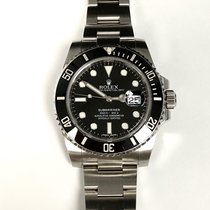 Rolex Details about  Rolex Black Dial Submariner Superlative Chro
