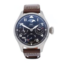 "Pre-Owned IWC Big Pilot's Watch Perpetual Calendar ""Antoine De..."