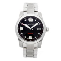 Eberhard & Co. pre-owned Automatic 42mm Black 5 ATM