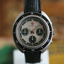 Nivada Chronograph 43mm Manual winding 1970 pre-owned