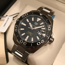 TAG Heuer Aquaracer 300M new 2019 Automatic Watch with original box and original papers WAY201A.BA0927