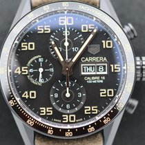 TAG Heuer Carrera Calibre 16  - watch on stock in Zurich