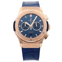 Hublot Classic Fusion Chronograph pre-owned 42mm Rose gold