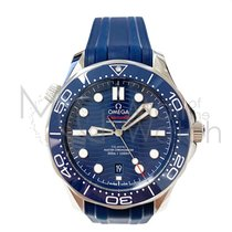 Omega 210.32.42.20.03.001 Staal Seamaster Diver 300 M 42mm nieuw