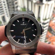 Hublot Classic Fusion 45, 42, 38, 33 mm Titanium 42mm Black No numerals Singapore, Singapore