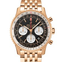 Breitling Navitimer 1 B01 Chronograph 43 new 2019 Automatic Chronograph Watch with original box and original papers RB0121211B1R1