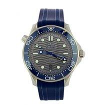 Omega Seamaster Diver 300 M Staal 42mm Grijs