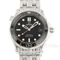 Omega 212.30.36.20.01.002 Steel 2014 Seamaster Diver 300 M 36.25mm pre-owned
