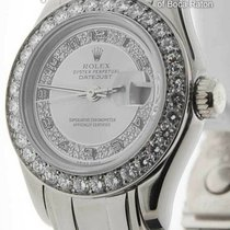 Rolex Lady-Datejust Pearlmaster 69299 1991 rabljen