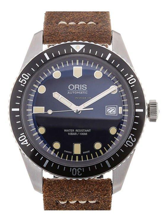 Oris Divers Sixty Five 0173377204055 2019 new