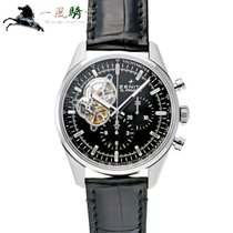Zenith Steel 42mm Automatic 03.2080.4061/21.C496 pre-owned