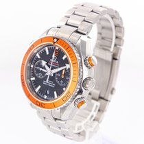 Omega Seamaster Planet Ocean Chronograph 232.30.46.51.01.002 pre-owned