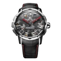 Christophe Claret Titanium 45mm Automatic MTR.BLJ08.160-181 new