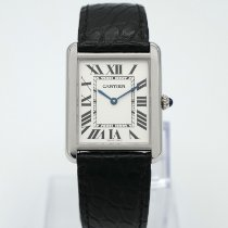 Cartier Tank Solo 2715 pre-owned