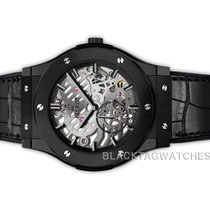 Hublot Ceramic Automatic Transparent No numerals 42mm new Classic Fusion Ultra-Thin