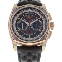 Roger Dubuis new Automatic 44mm Rose gold Sapphire crystal