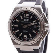 IWC Ingenieur Automatic Stål 46mm Svart Arabiska