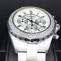 Chanel Ceramic 41mm Automatic J12 pre-owned