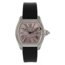 Cartier Roadster 2675 Pink Dial Watch