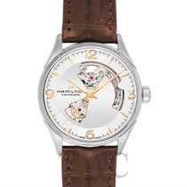 Hamilton Jazzmaster Open Heart new Automatic Watch with original box and original papers H32705551