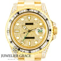 Rolex 40mm Automatic 2016 pre-owned GMT-Master II