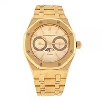 Audemars Piguet Royal Oak 18K Yellow Gold Automatic Watch...