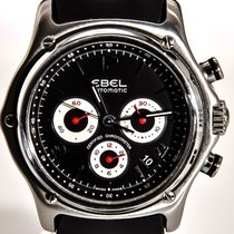 Ebel 1911  XXL Panda Chronograph Date 913726026567