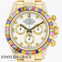 Rolex Daytona 116528 Very good Yellow gold Automatic
