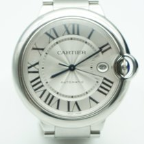 Cartier Ballon Bleu 42mm Stainless Steel