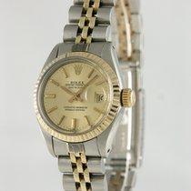 Rolex Damenuhr Oyster Datejust