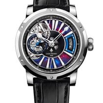 "Louis Moinet Skylink ""Alexey Leonov"" 1965 First Man in space"