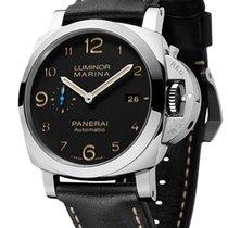Panerai Luminor Marina 1950 3 Days Automatic neu 2021 Automatik Uhr mit Original-Box und Original-Papieren PAM01359
