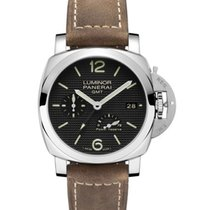 fe4031e8a210 Panerai Luminor 1950 3 Days GMT Power Reserve Automatic - all prices ...