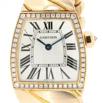 Cartier | La Dona, lady rose gold and diamonds, ref.2904, full...
