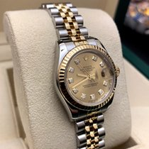 Rolex Oyster Datejust 26mm Steel and Yellow Gold 179173