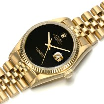 Rolex Datejust, Reference 16018 A Yellow Gold Automatic...