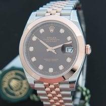 Rolex Золото/Cталь 41mm Автоподзавод 126301 новые