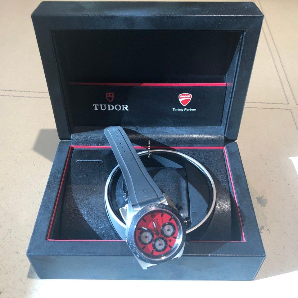 Tudor Fastrider Chrono 42010N-0009 2015 usados