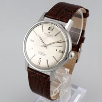 Longines Conquest Steel 35mm Silver No numerals
