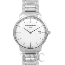 Frederique Constant Slimline Automatic FC306S4S6B3 New Steel 40mm Automatic