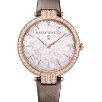 Harry Winston Premier Rose gold 39mm Pink