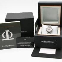 Baume & Mercier Ilea new Quartz Watch with original box and original papers MOA08772