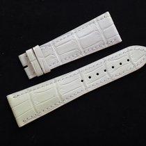Milus Deler/tilbehør ny Krokodilleskinn Hvit