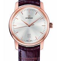 Eterna Rose gold 42MMmm Automatic New $16500.00  18 k Gold ETERNA Automatic Watch ref 8310-69 new United States of America, Ohio, Westerville