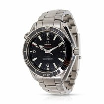 Omega Seamaster Planet Ocean 222.30.42.20.01.001 2010 pre-owned