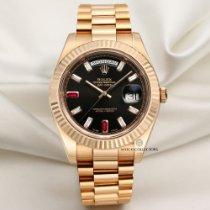 Rolex Day-Date II 218235 2012 occasion
