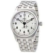 IWC Pilot's Watch Automatic 36 Steel 36mm Arabic numerals