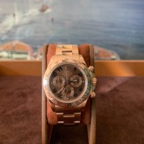 Rolex Daytona Or rose 40mm Brun Sans chiffres France, Cannes